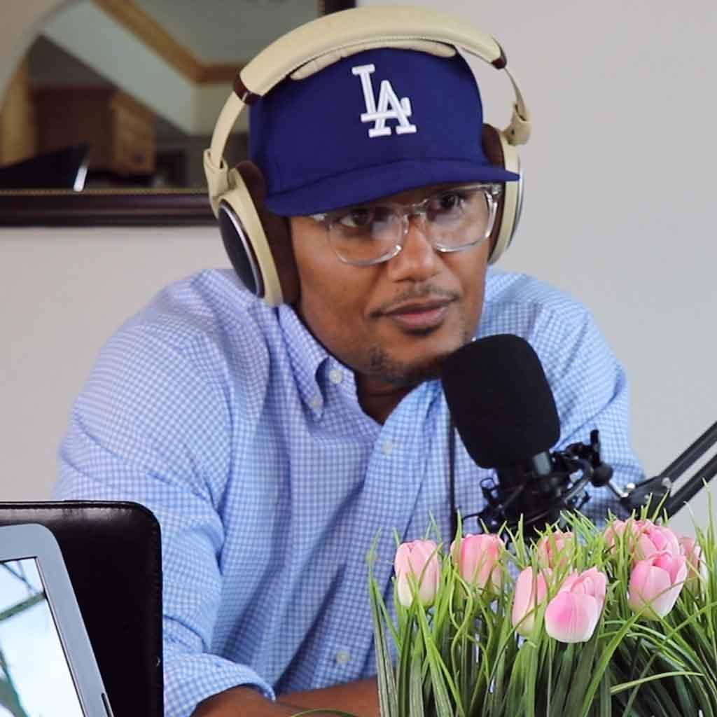 Jay Jimaii - Love's Top 10 - I'm No Expert Podcast